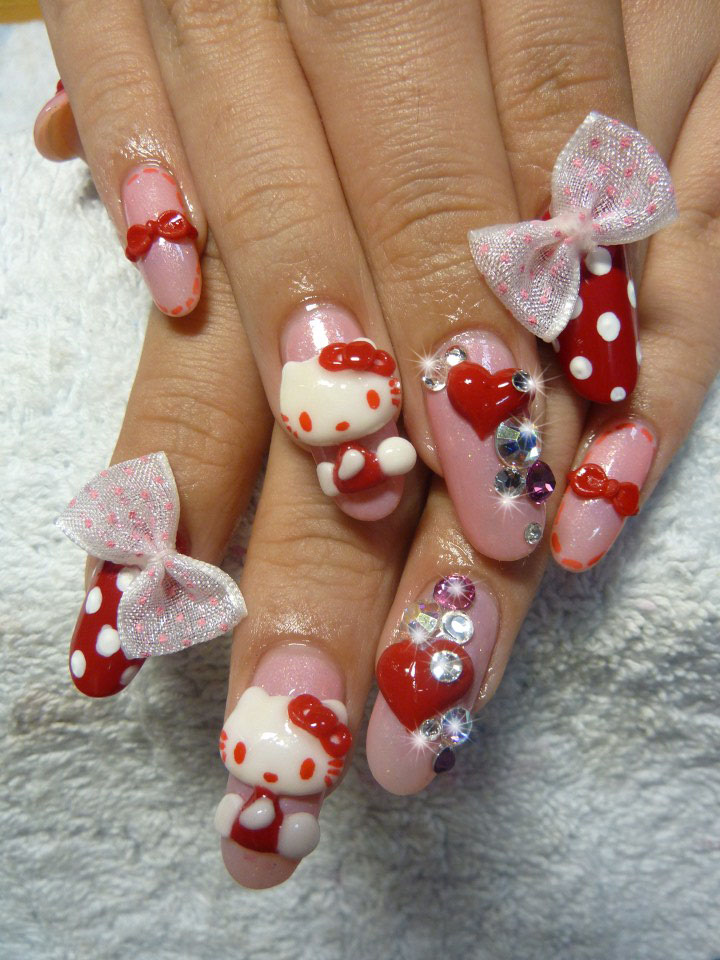 Great Oval Nail Designs 720 x 960 · 177 kB · jpeg