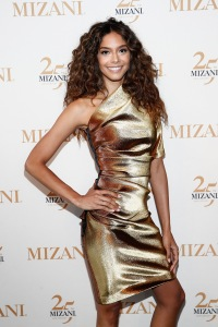 NEW YORK, NY - JUNE 20:  MIZANI Campaign Model Heidy De la Rosa attends the MIZANI 25th Anniversary Celebration and Styling Renaissance Launch hosted by Global Artistic Director and Celebrity Stylist Cesar Ramirez and Campaign Models Chanel Iman, Maria Borges, Grace Mahary and Heidy De la Rosa on June 20, 2016 in New York City.  (Photo by Brian Ach/Getty Images for MIZANI)