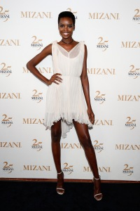 NEW YORK, NY - JUNE 20:  MIZANI Campaign Model Maria Borges attends the MIZANI 25th Anniversary Celebration and Styling Renaissance Launch hosted by Global Artistic Director and Celebrity Stylist Cesar Ramirez and Campaign Models Chanel Iman, Maria Borges, Grace Mahary and Heidy De la Rosa on June 20, 2016 in New York City.  (Photo by Brian Ach/Getty Images for MIZANI)