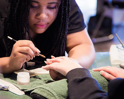 Nail Salon Business